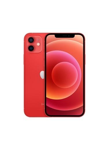 Apple iPhone 12 Red 128GB (Türkiye Garantili) Kırmızı